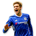 Marcos Alonso FIFA 17 Team of the Season Gold