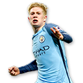 De Bruyne FIFA 17 Team of the Season Gold