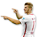Werner FIFA 17 Team of the Season Gold