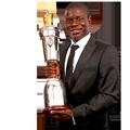 Kanté FIFA 17 Award Winner