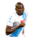 Koulibaly FIFA 17 Team of the Week Gold