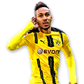 Aubameyang FIFA 17 Team of the Season Gold