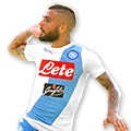 Insigne FIFA 17 Team of the Week Gold