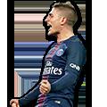 Verratti FIFA 17 Team of the Season Gold