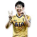 Son FIFA 17 Team of the Week Gold