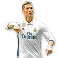 Cristiano Ronaldo FIFA 17 Team of the Season Gold