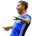 Hazard FIFA 17 Team of the Season Gold