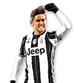 Dybala FIFA 17 Team of the Tournaments