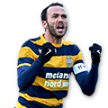 Pazzini FIFA 17 Team of the Season Gold