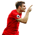 Milner FIFA 17 Team of the Week Gold