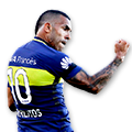 Tévez FIFA 17 Team of the Week Gold