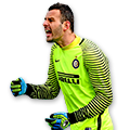 Handanovič FIFA 17 Team of the Week Gold