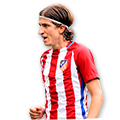 Filipe Luís FIFA 16 Team of the Week Gold