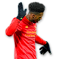 Sturridge FIFA 17 FUT Birthday