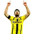 Sokratis FIFA 17 Team of the Week Gold