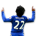 Willian FIFA 17 Squad Builder Reward