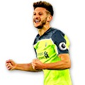 Lallana FIFA 17 Team of the Week Gold