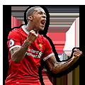 Wijnaldum FIFA 17 Team of the Week Gold