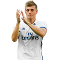 Kroos FIFA 17 Team of the Year