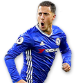 Hazard FIFA 17 Team of the Week Gold