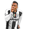 Alex Sandro FIFA 17 Team of the Week Gold