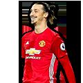 Ibrahimović FIFA 17 Team of the Week Gold