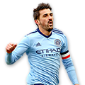 David Villa FIFA 17 FUT Birthday