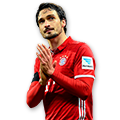 Hummels FIFA 17 Team of the Week Gold