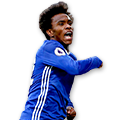Willian FIFA 17 Team of the Week Gold