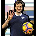 Parolo FIFA 17 Team of the Week Gold