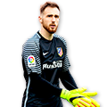Oblak FIFA 17 Team of the Week Gold