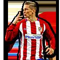 Fernando Torres FIFA 17 FUT Birthday Retro