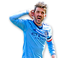 David Villa FIFA 17 Team of the Week Gold
