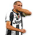 Chiellini FIFA 17 Team of the Tournaments