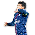 Thiago Silva FIFA 17 Team of the Season Gold