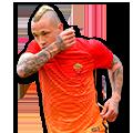 Nainggolan FIFA 17 Team of the Week Gold
