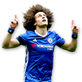 David Luiz FIFA 17 FUT Birthday