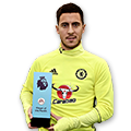 Hazard FIFA 17 Award Winner