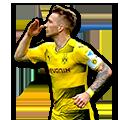 Reus FIFA 17 Team of the Week Gold