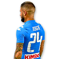 Insigne FIFA 17 Squad Builder Reward