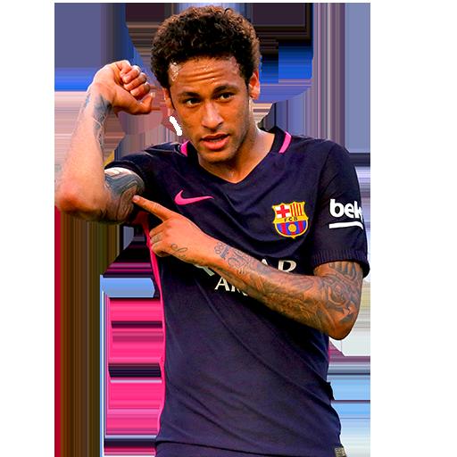 Neymar Da Silva Santos Junior: Neymar 97 LW